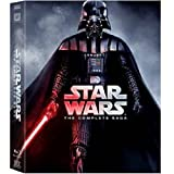 STAR WARS The Complete Saga (Episodes 1-6) Brand New! Sky-Shopping