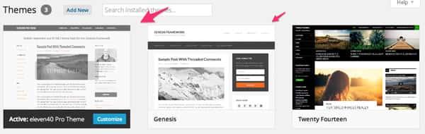 Genesis WordPress