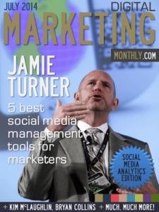 Digital Marketing Monthly Magazine July Edition