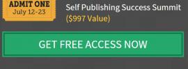 Self-publishing success sumitt