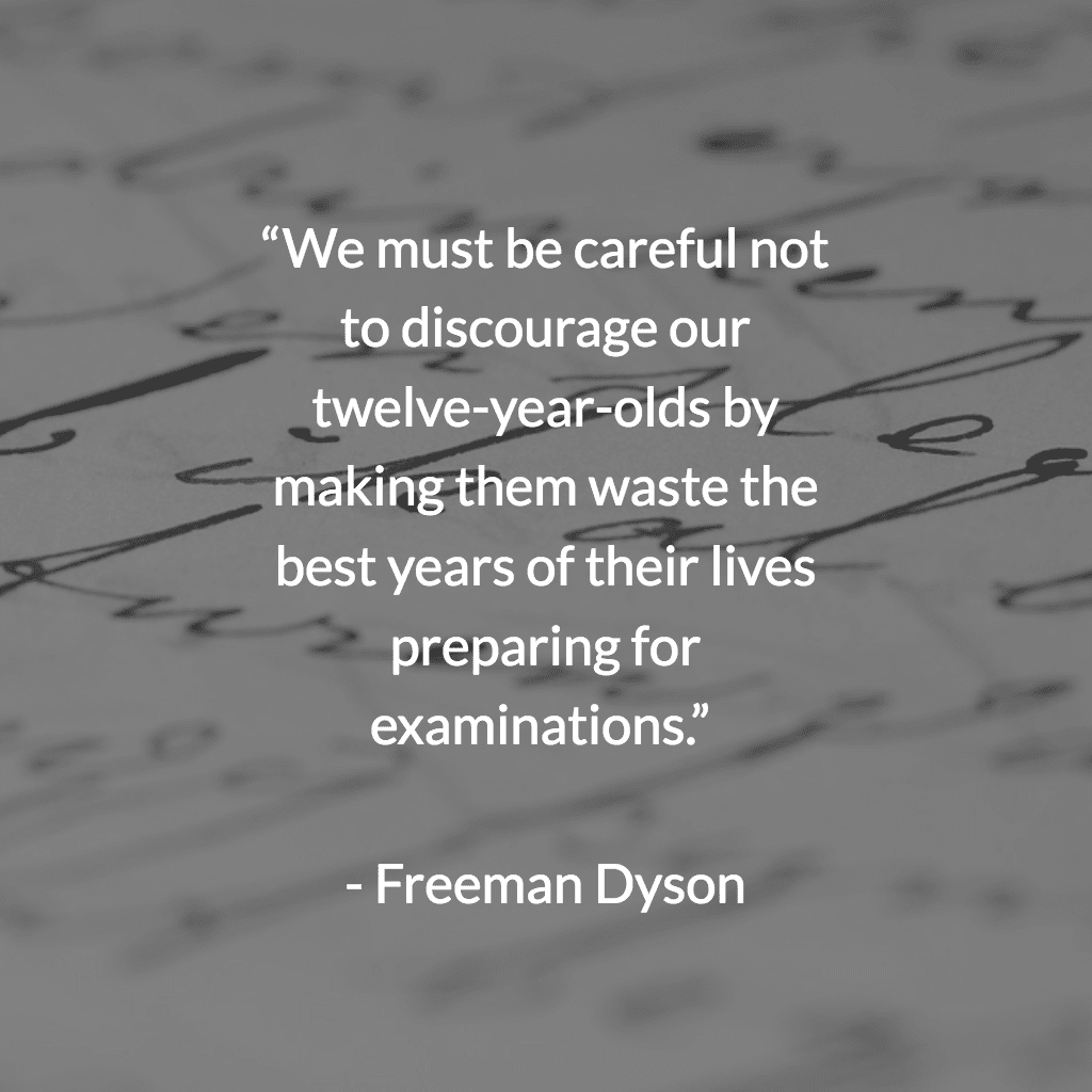 Freeman Dyson − Infinite in All Directions