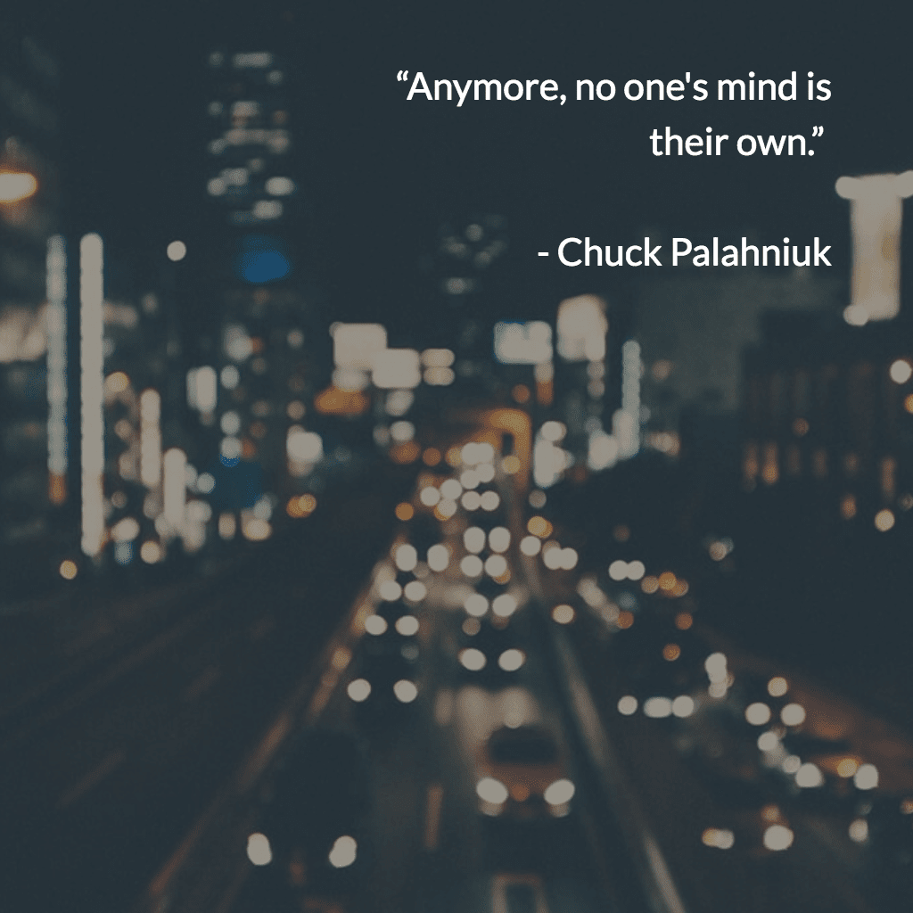Chuck Palahniuk − Lullaby