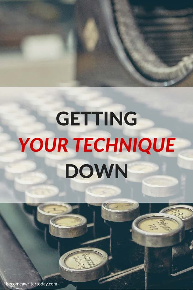 Pinterest - Getting Your Technique Down